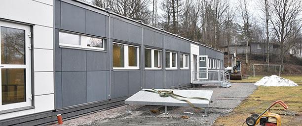 Ny modulförskola klar att användas från 1 april - Bollebygds kommun. ‹ a6d9d8a717018